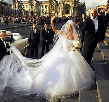 The Wedding Of Julia Trappe And Juan Diego Flrez